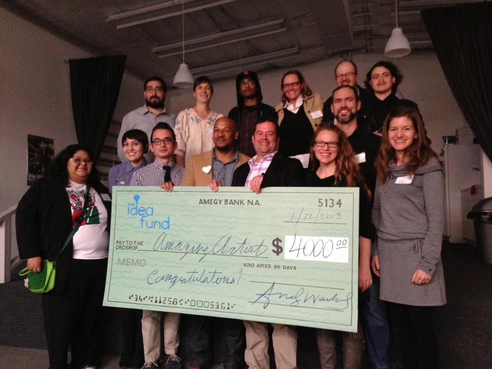 The Idea Fund 2013 Grantees