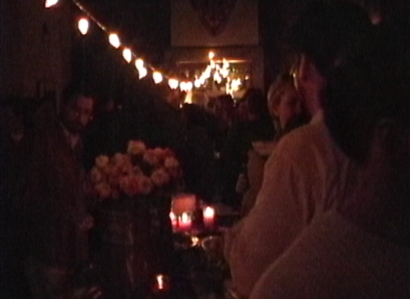 Chuck Ramirez Party, Film Still by Jannette Morales