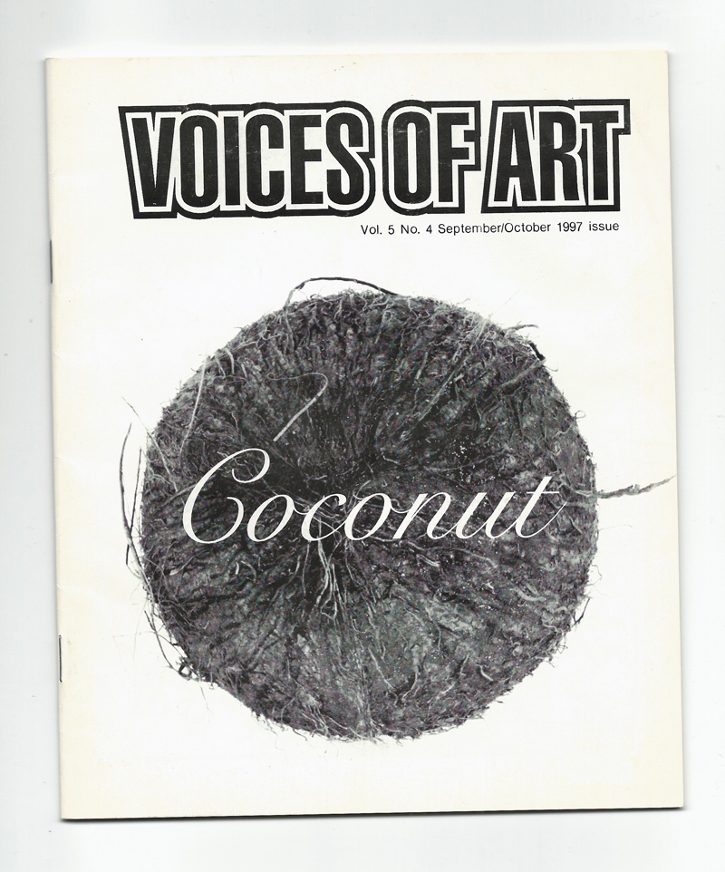 Coconut, Voices of Art
